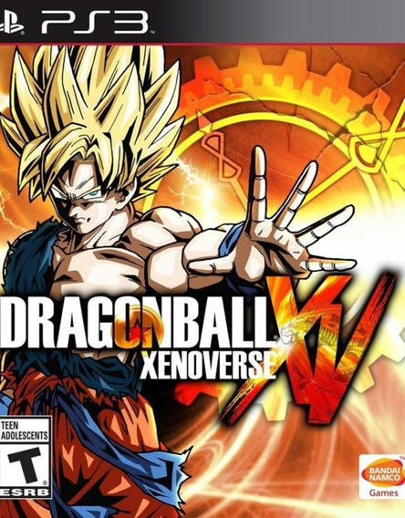 Dragon Ball Xenoverse + Dlcs Ps3 - Leia Descrição