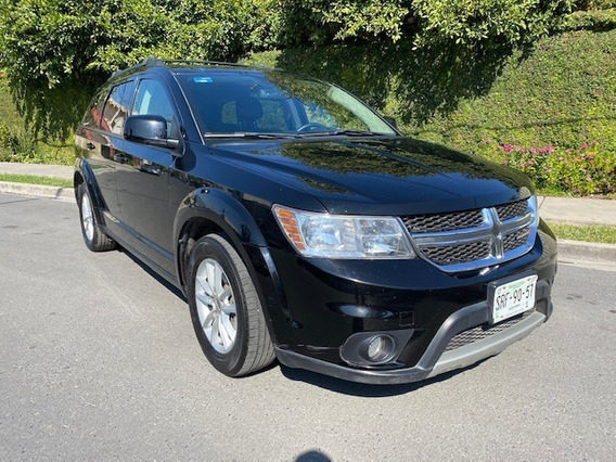 Dodge Journey Sxt Plus 7 Pasajeros 2014