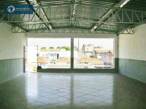 Galpão À Venda, 240 M² Por R$ 1.148.000,00 - Vila Leopoldina - São Paulo/sp - Ga0356
