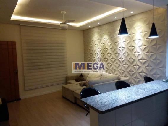 Casa Com 3 Dormitórios À Venda, 76 M² - Guaira - Sumaré/sp - Ca1590