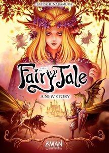 Fairy Tale A New Story - Jogo Importado - Z-man Games