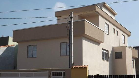Apartamento Duplex À Venda, 75 M² Por R$ 320.000,00 - Jardim Karolyne - Votorantim/sp - Ad0100