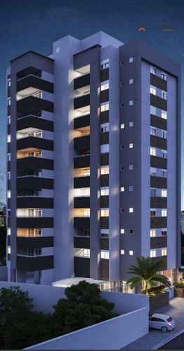 Imagem 1 de 4 de Apartamento À Venda, 65 M² Por R$ 385.000,00 - Vila Curuçá - Santo André/sp - Ap1385