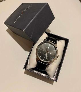 Reloj Tommy Hilfiger Original Maya Cuero Elegante Importado