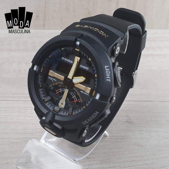 Relógio G-shock Ga500 Modelo 1° Linha Promoção Black Friday