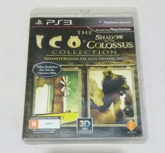 Jogo De Ps3 Ico E Shadow Of The Colossus