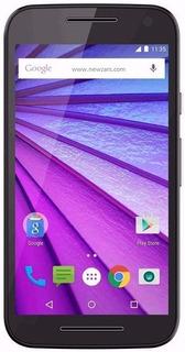 Motorola Moto G 3ra Generacion Dual Sim Muy Bueno Negro Libe