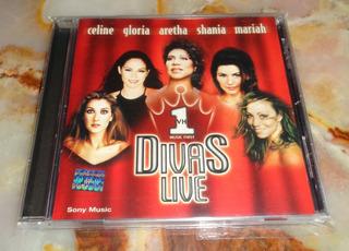 Vh1 Divas Live - Cd Arg.