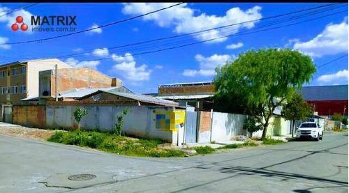Imagem 1 de 4 de Terreno À Venda, 210 M² Por R$ 220.000,00 - Jardim Pedro Demeterco - Pinhais/pr - Te0971