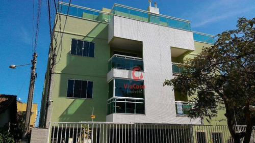 Cobertura Residencial À Venda, Extensão Do Bosque, Rio Das Ostras. - Co0070