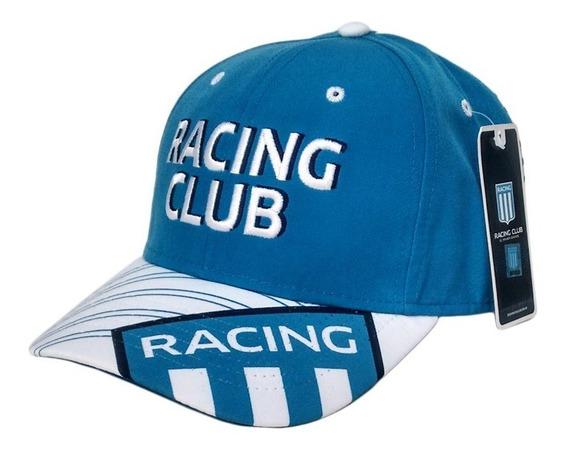 Gorra Visera Racing Club Rc256 Licencia Oficial