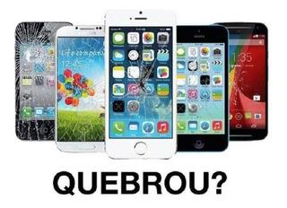 Compro iPhone 5 5s 6 6s Tela Quebrada