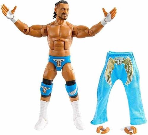 Imagen 1 de 6 de Figura Wwe Mattel Elite Luchador Angel Garza - El Pegaso