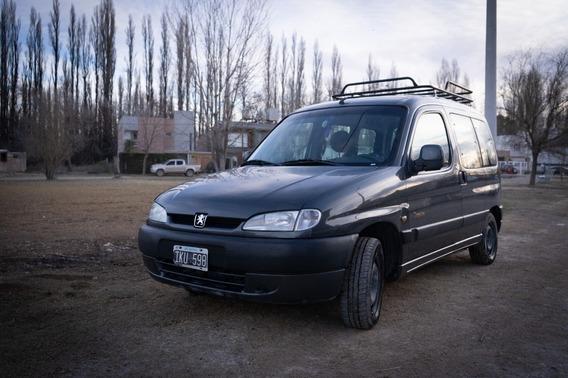 Peugeot Partner 1.9 Diesel 2009 Sedan 5 Puertas 139000km
