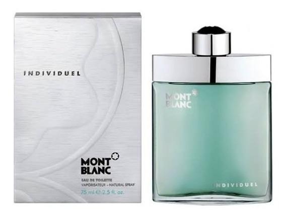 Perfume Individuel De Mont Blanc Eau De Toilette Masculino