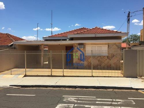 Casa Com 3 Dormitórios À Venda, 160 M² Por R$ 380.000 - Jardim América - São José Do Rio Preto/sp - Ca2595