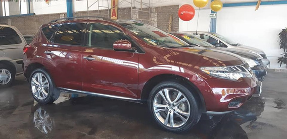 Nissan Murano Exclusive Awd Cvt 2012