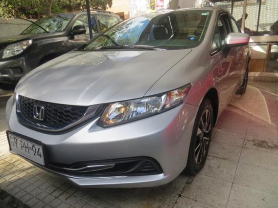 Honda Civic Lx 1.8 Mecanico 39.000kms 2015