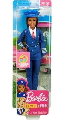 Imagen 1 de 6 de Barbie Profesiones 60 Aniversario