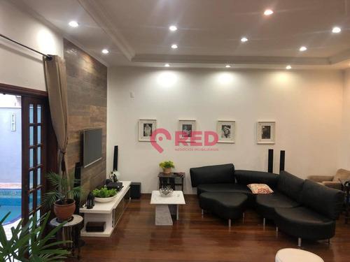 Sobrado Com 3 Dormitórios À Venda, 250 M² Por R$ 850.000,00 - Granja Olga I - Sorocaba/sp - So0344