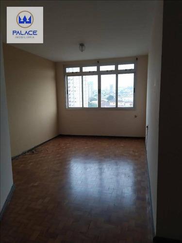 Apartamento À Venda Centro - Piracicaba/sp, R$ 180.000,00 - Ap0756