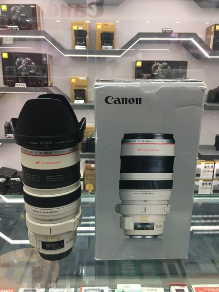 Lente Canon Ef 28-300mm F/3.5-5.6l Is Usm Pronta Entrega