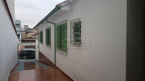 Imagem 1 de 6 de Casa Com 3 Dormitórios À Venda, 200 M² Por R$ 850.000,00 - Parque Das Nações - Santo André/sp - Ca0904