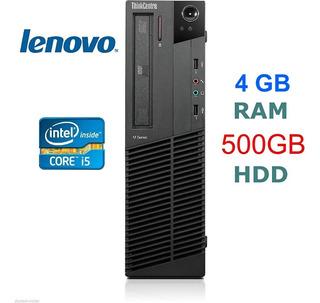 Cpu Lenovo M92p Core-i5 4gb-ram 320gb-dd Usado