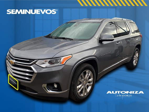 Chevrolet Traverse High Country 2020 4000km Dl