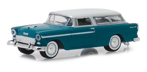 Greenlight Estate Wagons 1955 Chevrolet Nomad 1:64