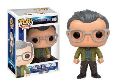 Figura Funko Pop! Movies Independence Day David Levinson