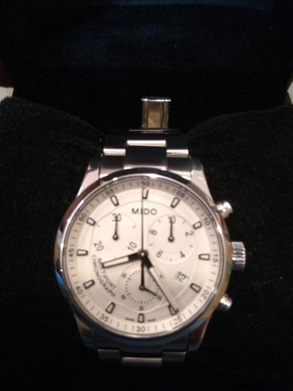 Relógio Mido Multifort Original Eta G15.211 Impecável
