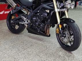 Jm-motors Moto Triumph Street Triple 675cc Misión Imposibl
