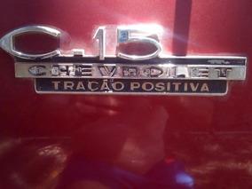 Chevrolet C15 Tração Positiva
