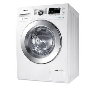 Lavadora Samsung Ww11j44530w Com Ecobubble Branca 11kg