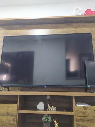 Smart Tv Tcl 55 ( Funciona Porém Tela Danificada)