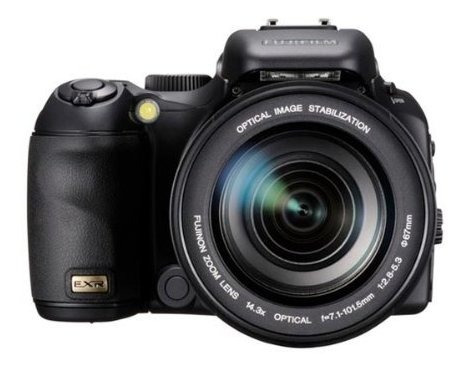 Camara Fuji 12 Mp S200exr Dig. Cam. Black 15976371 ®
