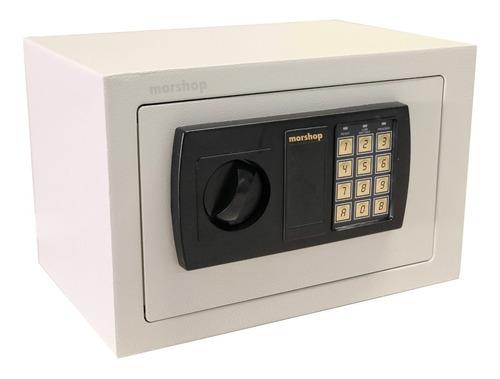 Caja Fuerte Digital Electronica De Seguridad Con Teclado Numerico + 2 Llaves