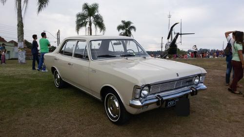 Opala De Luxo 1970 - 2500