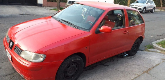 Seat Ibiza 1.6 Blitz 3p Mt 2002