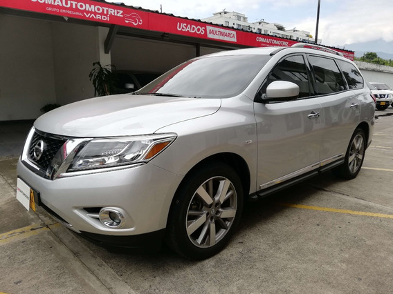 Nissan Pathfinder Exclusive - Impecable