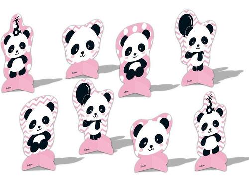 Decoração De Mesa Para Aniversário Panda
