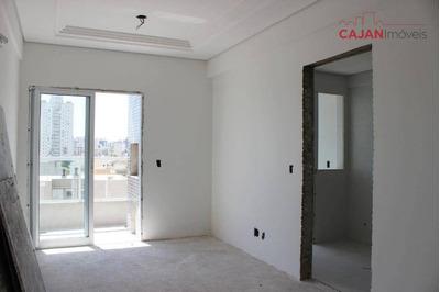 Apartamento Novo Com 2 Dormitórios E 1 Vaga No Bairro Jardim Botânico - Ap4104
