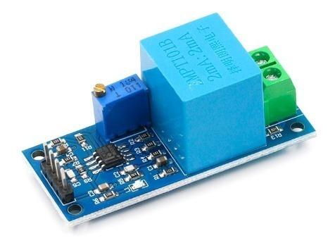 Módulo Sensor De Tensão Zmpt101b