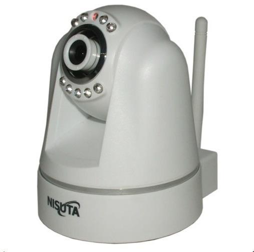 Camara Seguridad Cctv Nisuta Ns-ic09w