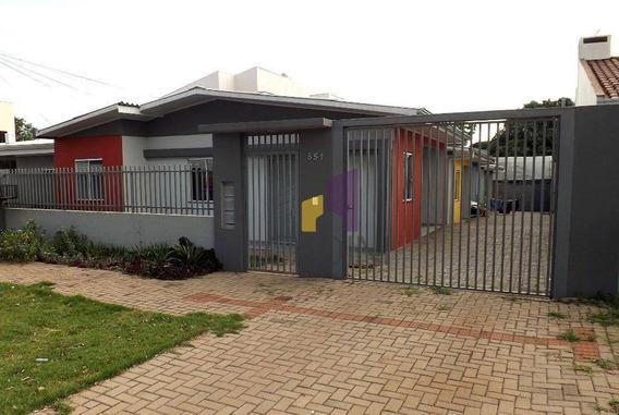 Condomínio À Venda Com 4 Casas, 67 M² Por R$ 850.000 - Alto Alegre - Cascavel/pr - Ca0305