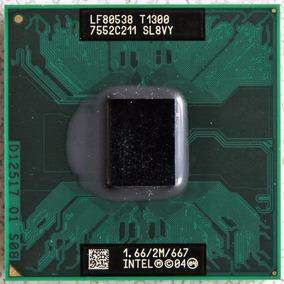 Processador Intel Core Solo T1300 478 1.60ghz Sl8vy