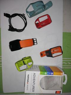 Reloj Deportivo Con Gps Y Sensor Cardiaco Tomtom Adventurer