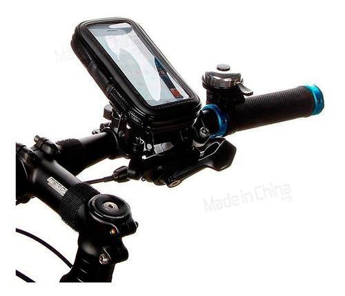Bolso Porta Celular Para Bicicleta  Cf-1160