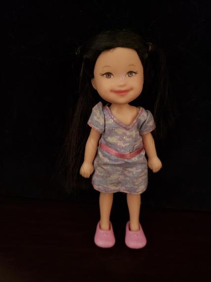 Boneca Amiga Da Kelly 11cm Rara